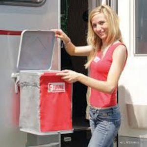 cestino rifiuti packwaste caravanbacci