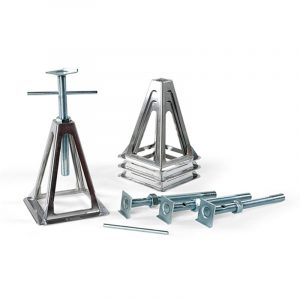 martinetti set 4 alu jacks caravanbacci