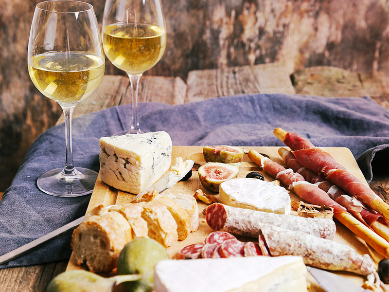 Mete Gourmet in Toscana