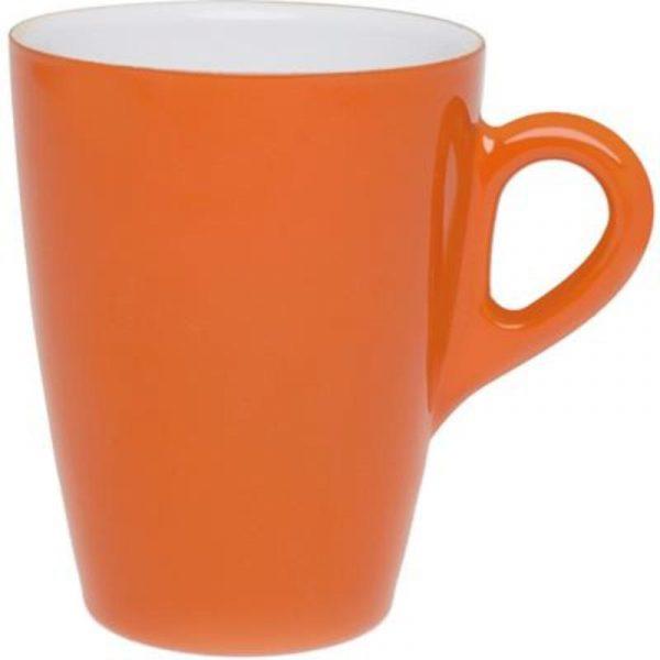 tazze arancio set 2 caravanbacci