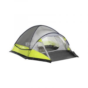 tenda campeggio ideale per motociclisti globo 4 caravanbacci