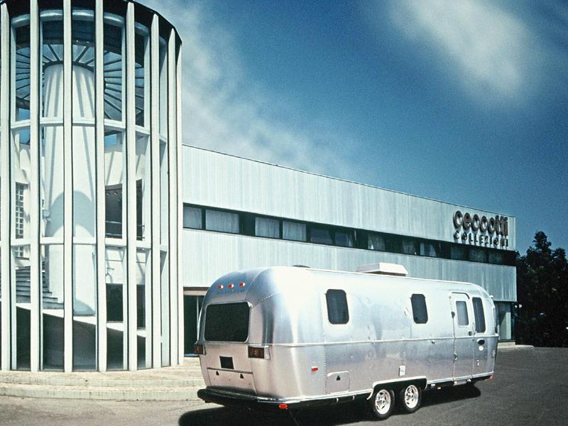 Ceccotti Airstream Caravanbacci