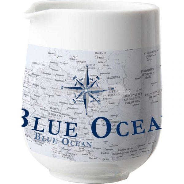 lattiera melammina blue ocean caravanbacci