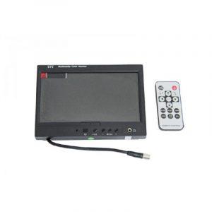 monitor lcd 7 S500 per retrocamera caravanbacci