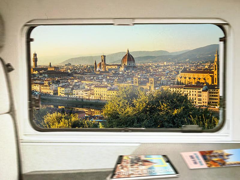 Tour Toscana Arte - Caravanbacci