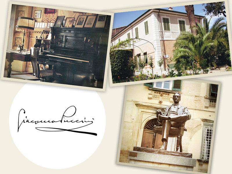 Itinerario Puccini - Caravanbacci