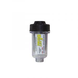 filtro acqua elimina odori sapori cloro Easy Drink caravanbacci