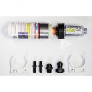 Kit filtro acqua anti batteri Small+ Easy Drink Acqua Travel caravanbacci
