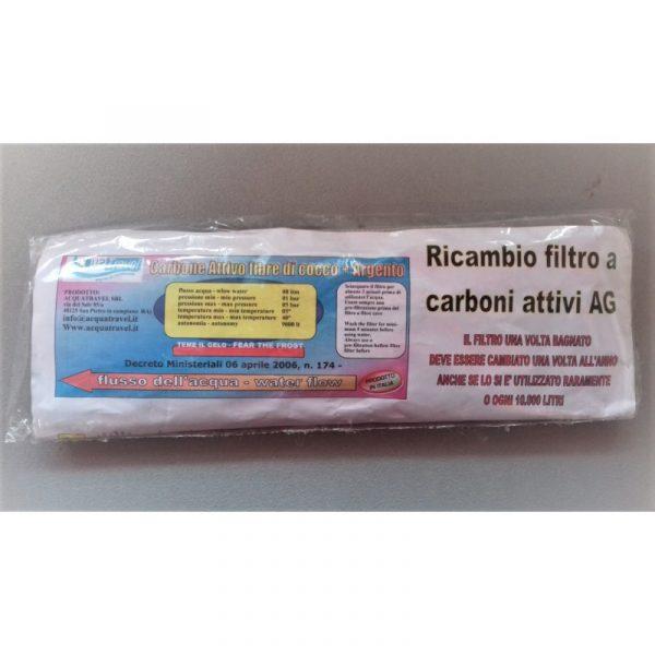 ricambio filtro a carbone 4x1 caravanbacci