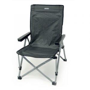 sedia chiudibile a ombrello e reclinabile zenit caravanbacci