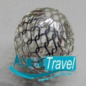 pallina argento silver hive anti batterico macchine caffè caravanbacci