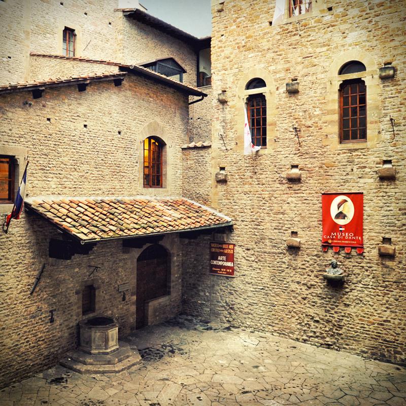 Casa di Dante - Caravanbacci