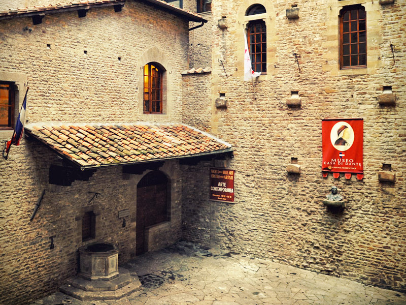 Itinerario Dantesco - Caravanbacci