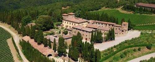 Castello d'Albola a Radda in Chianti