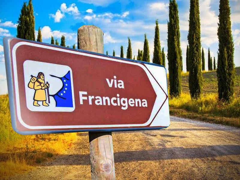 Via Francigena Caravanbacci