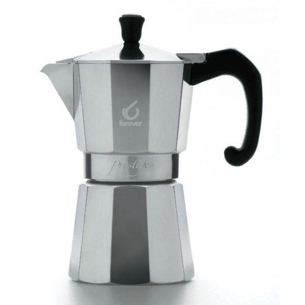 CAFFETTIERA MOKA 3 TAZZE CARAVANBACCI