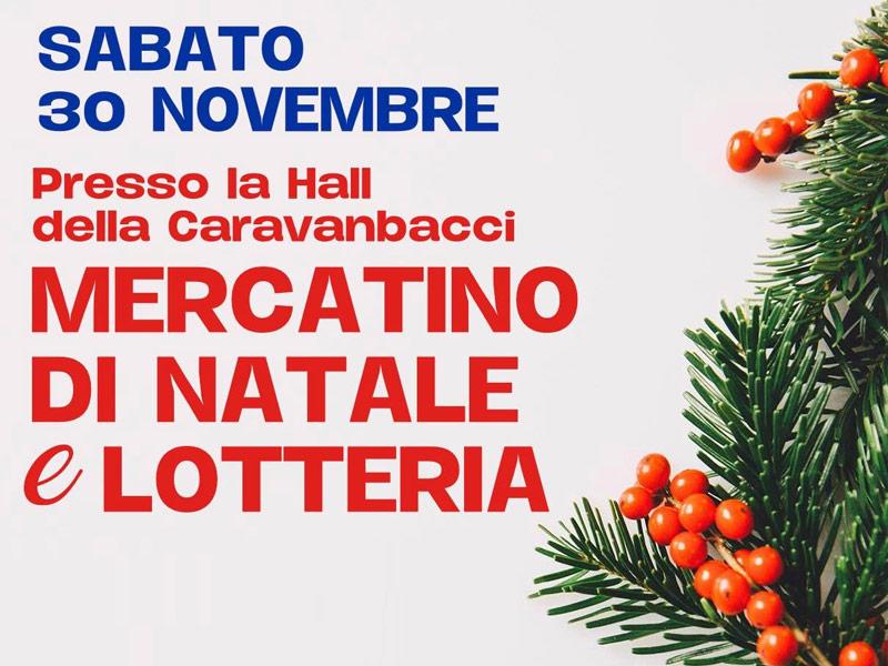 Mercatino di Natale e Lotteria