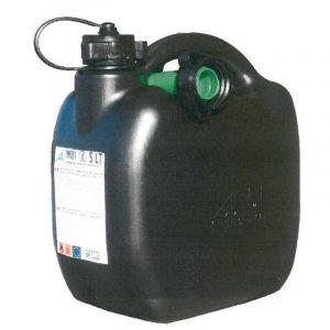 tanica carburante lt.5 Conforme alla direttiva UN 96/49/CE caravanbacci
