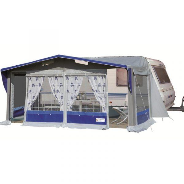 veranda conveniente per roulotte taglia 10 caravanbacci