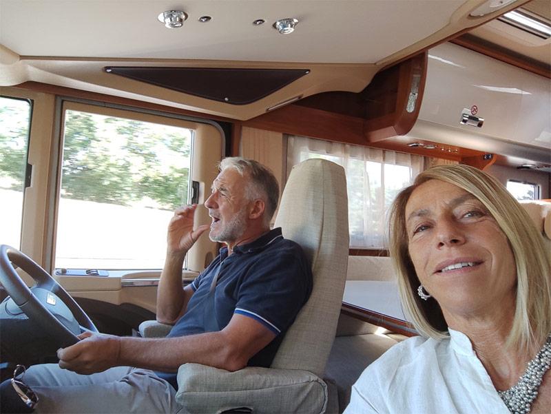 Viaggio in camper tra Umbria, Marche ed Abruzzo