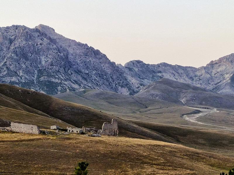 Rocca di Calascio - I Viaggi della Famiglia Bacci