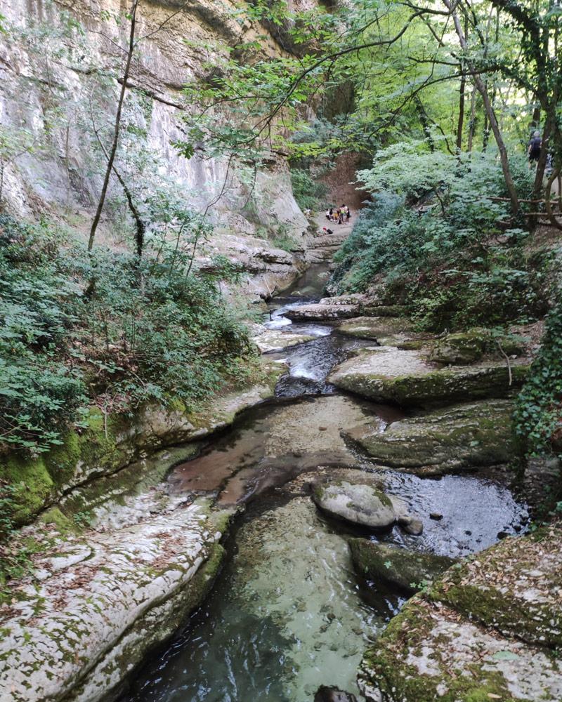 Caramanico Terme - I Viaggi della Famiglia Bacci