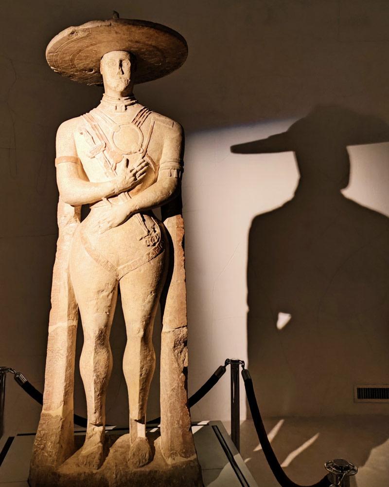 Museo Archeologico della Civitella - I Viaggi della Famiglia Bacci