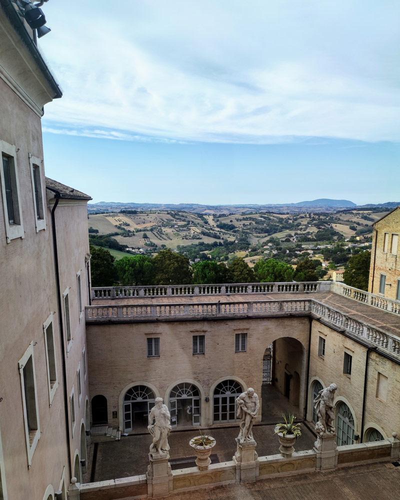 Palazzo Bonaccorsi - I viaggi della famiglia Bacci