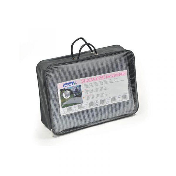 Stuoia in PVC con occhielli grammatura 450 caravanbacci
