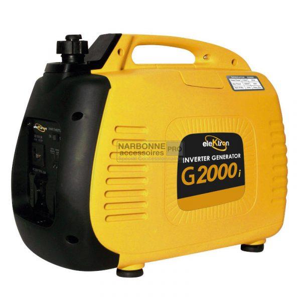 generatore a benzina portatile 2000 watt caravanbacci