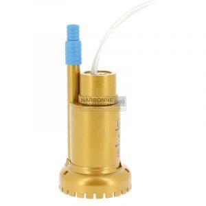 pompa immersione 20 litri caravanbacci