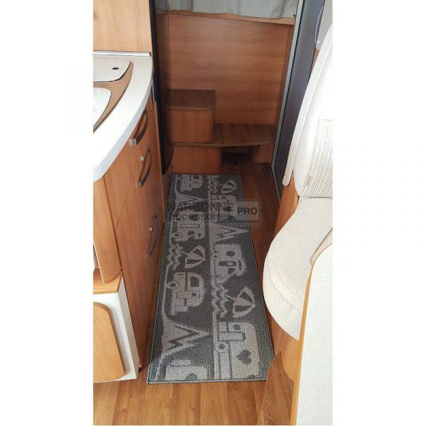 tappeto antiscivolo per camper decorato caravanbacci